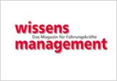wissensmanagement - das Magazin für Digitalisierung, Vernetzung & Collaboration