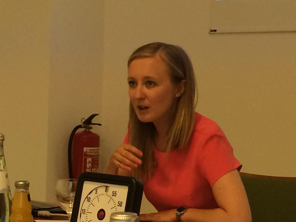 ristina Mann, Nutzerforscherin bei den Telekom Innovation Labs