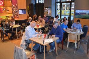 LSP zu Wissensarbeit 2027 - Microsoft Digital Eatery