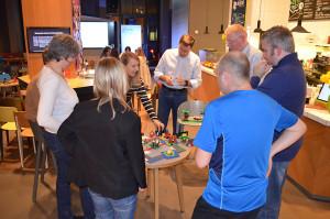 LSP zu Wissensarbeit 2027 - Microsoft Digital Eatery 2