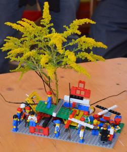 Wissensarbeit 2015 - LEGO Serious Play Ergebnis - Phase 1