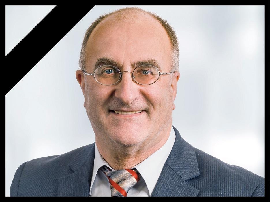 Dr. Mathias Weber † Bereichsleiter IT-Services Bitkom e.V. Foto mit freundlicher Genehmigung des Bitkom e.V.