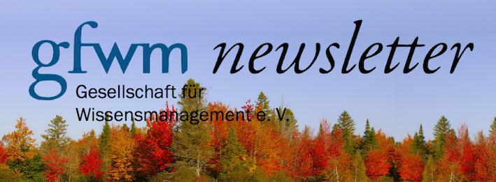 gfwm Newsletter