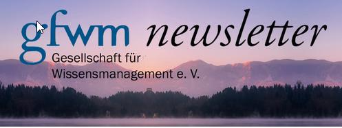 gfwm newsletter 1 _ 2019 - GfWM