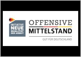 Offensive Mittelstand - Gut für Deutschland