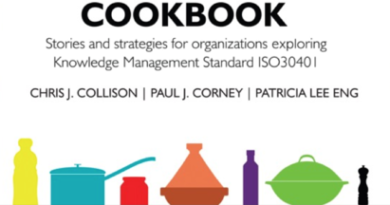 ISO30401 The KM Cookbook