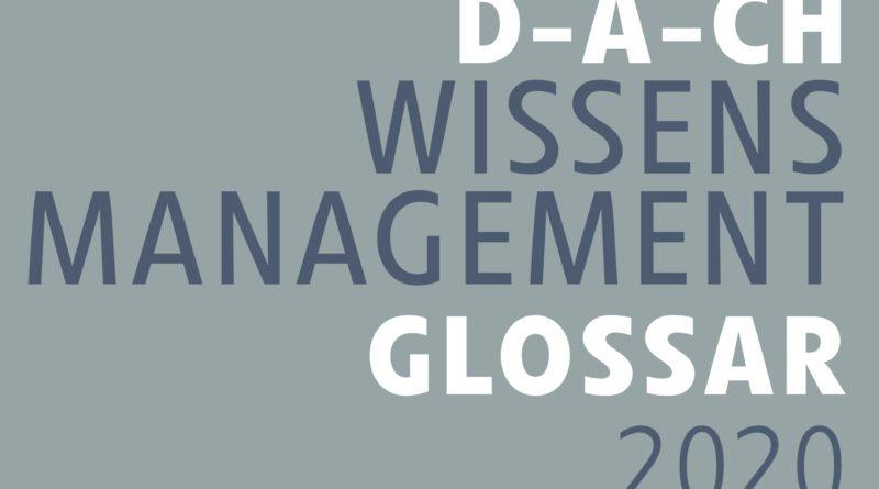 D-A-CH Wissensmanagement Glossar 2020