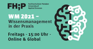WM 2021 – Wissensmanagement in der Praxis – Knowledge Management in Practice